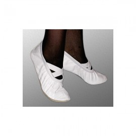 DAWID baletki, kolor biały