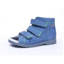 Dawid obuwie profilaktyczne kolor niebieski/ zielony
