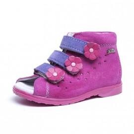 Dawid obuwie profilaktyczne kolor roz fiolet