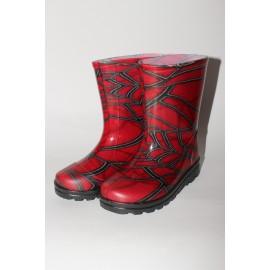 Lena - kolor czerwony , pajęczyna