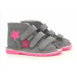 Danielki grey pink insole